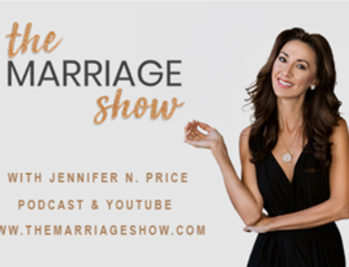 Podcast on The Marriage Show: Co-Parenting In Harmony